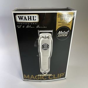 Wahl Professional 5 Star Metal Edition Clipper